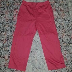 Worthington stretch size 10 dressy capris